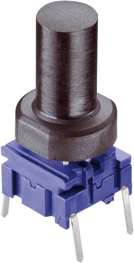 MEC Multimec kerek nyomógomb sapka 1S09-19.0 Fekete