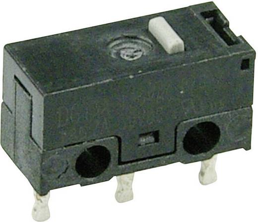 Mikrokapcsoló 125 V/AC 3 A 1 x BE/(BE) Cherry Switches DG13-B1AA nyomó 1 db