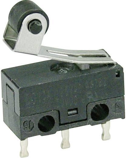 Mikrokapcsoló 125 V/AC 3 A 1 x BE/(BE) Cherry Switches DG13-B1RA nyomó 1 db