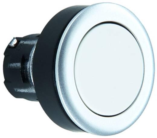 Nyomgomb, lapos működtető, színtelen, átlátszó RAFI 1.30.090.012/1000 10 db