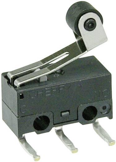 Mikrokapcsoló 125 V/AC 3 A 1 x BE/(BE) Cherry Switches DG13-B3RA nyomó 1 db