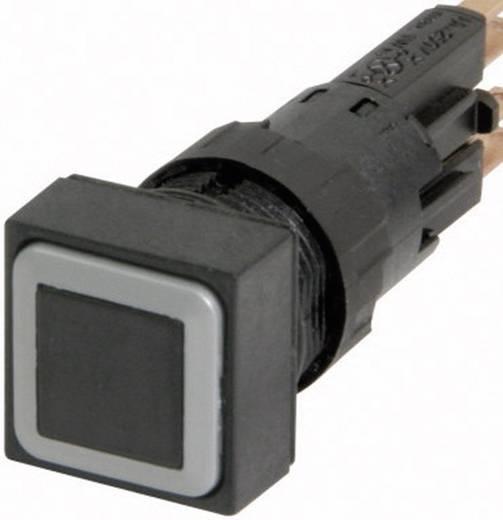 Nyomógomb Fekete Eaton Q25D-19 1 db