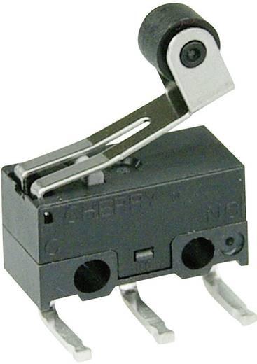 Mikrokapcsoló 30 V/DC 0,05 A 1 x BE/(BE) Cherry Switches DG23-B3RA nyomó 1 db
