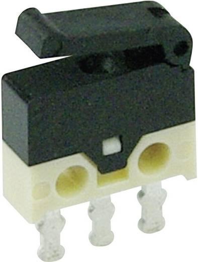 Mikrokapcsoló 30 V/DC 0,5 A 1 x BE/(BE) Cherry Switches DH2C-B1PA nyomó 1 db
