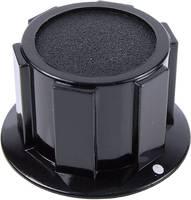 Cliff FC1601 Forgatógomb Fekete (Ø x Ma) 25.4 mm x 15.1 mm 1 db (FC1601) Cliff