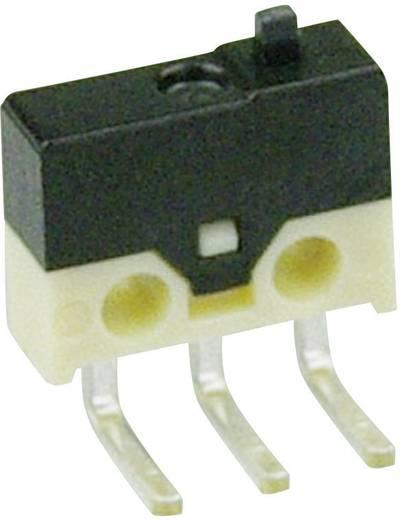 Mikrokapcsoló 30 V/DC 0,5 A 1 x BE/(BE) Cherry Switches DH2C-C5AA nyomó 1 db