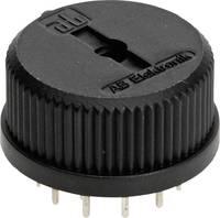 Miniatűr fokozatkapcsoló 2x6 AB Elektronik