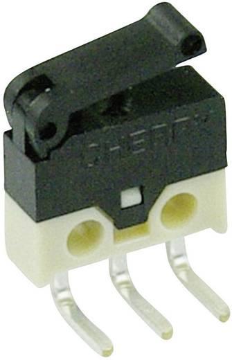 Mikrokapcsoló 30 V/DC 0,5 A 1 x BE/(BE) Cherry Switches DH2C-C6PA nyomó 1 db