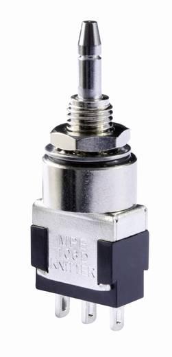 Nyomógomb 250 V/AC 3 A 1 x BE/(BE) Knitter-Switch MPE 106F IP67 nyomó 1 db