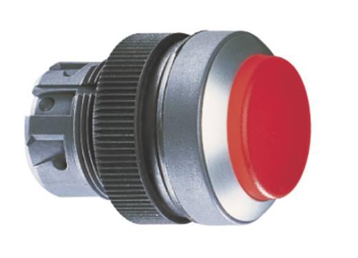 Nyomgomb, domború működtető, piros (átlátszó) RAFI 1.30.240.221/1300 5 db