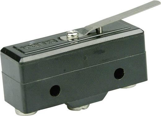 Mikrokapcsoló 250 V/AC 15 A 1 x BE/(BE) Cherry Switches GPTCLR01 nyomó 1 db