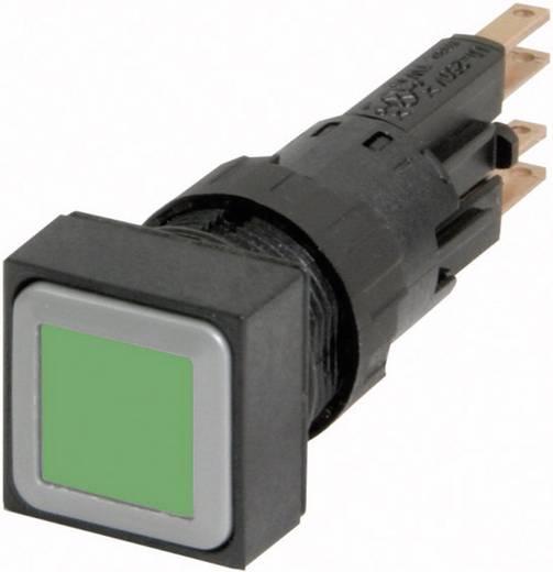 Nyomógomb Zöld Eaton Q18LT-GN 1 db