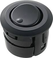 Billenőkapcsoló 250 V/AC 3 A 1 x KI/BE Miyama DS-059K-BS reteszelő 1 db (706033) Miyama