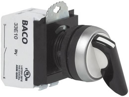 Fekete 2 x 45 ° BACO L21MA03A 1 db