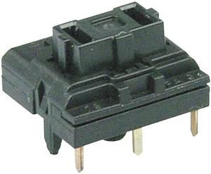 Nyomógomb 12 V/DC 0,01 A 1 x KI/(BE) Cherry Switches ML1A-11JW nyomó 1 db (ML1A-11JW) Cherry Switches
