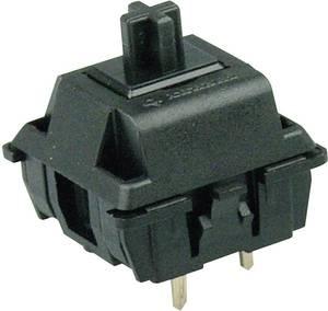 Nyomógomb 12 V/DC 0,01 A 1 x KI/(BE) Cherry Switches MX1A-11NN nyomó 1 db (MX1A-11NN) Cherry Switches