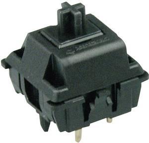 Nyomógomb 12 V/DC 0,01 A 1 x KI/(BE) Cherry Switches MX1A-11NW nyomó 1 db (MX1A-11NW) Cherry Switches
