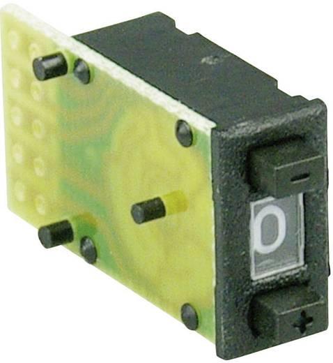Kódkapcsoló, védőburkolat nélkül, BCD, Cherry Switches PAAA-3000