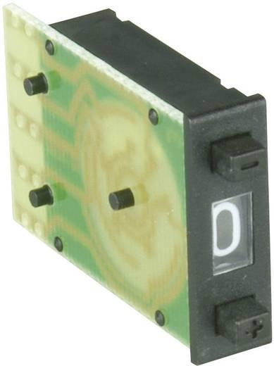 Cherry kódkapcsoló, védő burkolat nélkül, PECA-3000