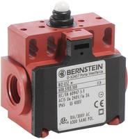 Pozíció kapcsoló, nyomócsapos, 240 V/AC, 10 A, 58 mm, 1 záró/1 nyitó, Bernstein BI2-U1Z W (6085103100) Bernstein AG
