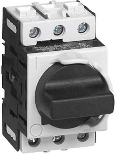 Biztonsági leválasztó kapcsoló 50 A 1 x 90 °, szürke/fekete, BACO 174205