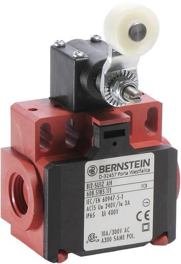 Pozíció kapcsoló, tengelyes/görgős, 240 V/AC, 10 A, 58 mm, 1 záró/1 nyitó, Bernstein BI2-U1Z AH