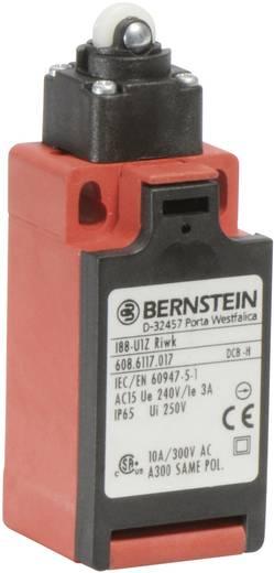 Pozíció kapcsoló, rövid görgős, 240 V/AC, 10 A, 31 mm, 1 záró/1 nyitó, Bernstein I88-SU1Z RIWK