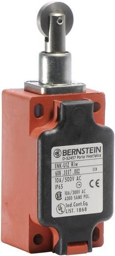 Pozíció kapcsoló, nyomócsapos, 240 V/AC, 10 A, 40 mm, 1 záró/1 nyitó, Bernstein ENK-SU1Z IW
