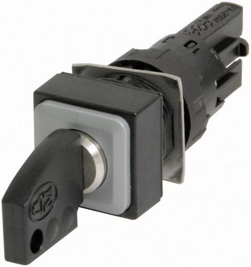 Kulcsoskapcsoló elcsavarodás elleni védelemmel fekete 1 x 45 ° Eaton Q18S1 1 db