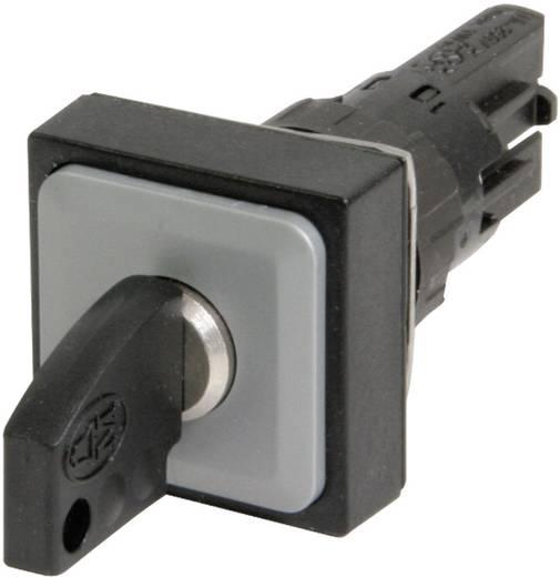 Kulcsoskapcsoló elcsavarodás elleni védelemmel fekete 2 x 45 ° Eaton Q25S3R 1 db