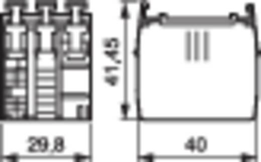 BACO ranszformátor jelzőlámpához és világító nyomógombhoz33ELC