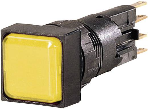 Jelzőlámpa, lapos, sárga 24 V/AC Eaton Q25LF-GE 1 db
