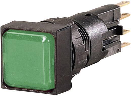 Jelzőlámpa, lapos, zöld 24 V/AC Eaton Q18LF-GN 1 db