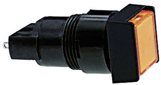 Jelzőlámpák foglalattal, 35 V 1.2 W, foglalat: T4.5, RAFI, tartalom: 10 db