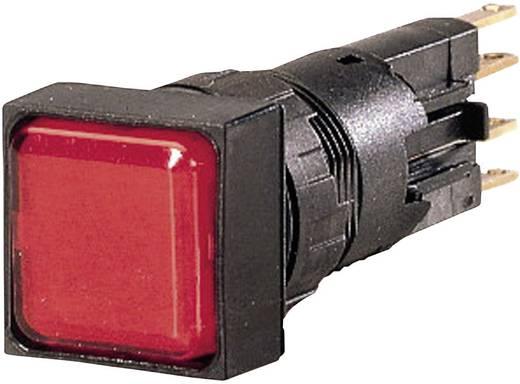 Jelzőlámpa, lapos, piros 24 V/AC Eaton Q18LF-RT 1 db