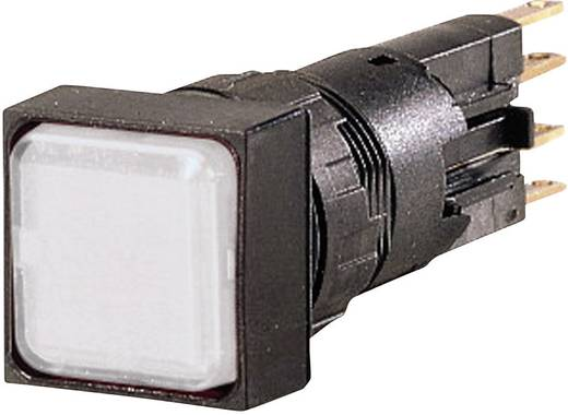 Jelzőlámpa, lapos, fehér 24 V/AC Eaton Q25LF-WS 1 db