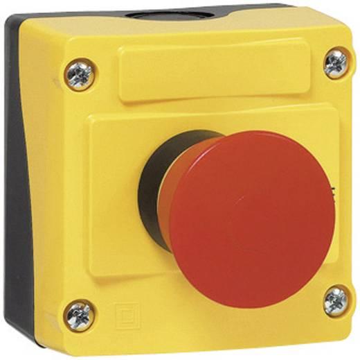 Vészleállító gomb házban 40 mm, 1 nyitó, Baco LBX130008