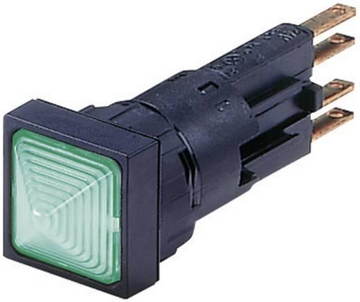 Jelzőlámpa, kúpos, zöld 24 V/AC Eaton Q25LH-GN 1 db