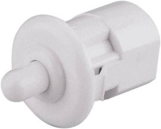Nyomógomb, Ajtó kontakt kapcsoló 250 V/AC 0.16 A 1 x BE/(KI) Arcolectric C0056RBAAA Nyomó 1 db