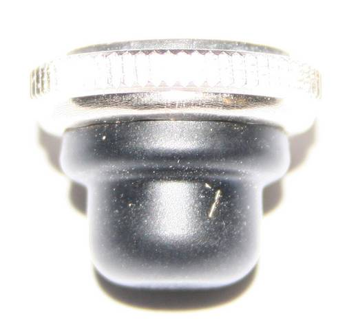 APEM Nyomógomb sapka, szilikon, U1624 U1624 Tömítő sapka Fekete Alkalmas Nyomógombok, 10400 sorozat