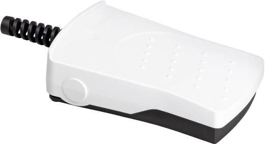Marquardt lábkapcsoló 1 x NO, 250V/AC, 14A, IP67, fehér, 2420.0102