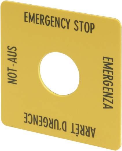 Eaton Vészkikapcsolás tábla SQT1