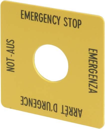 Eaton Vészkikapcsolás tábla SQT11