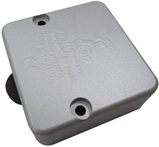 Ajtónyitás kapcsoló 250 V/AC 2 A 1 x BE/(KI) interBär 5120-020.05 nyomó 1 db
