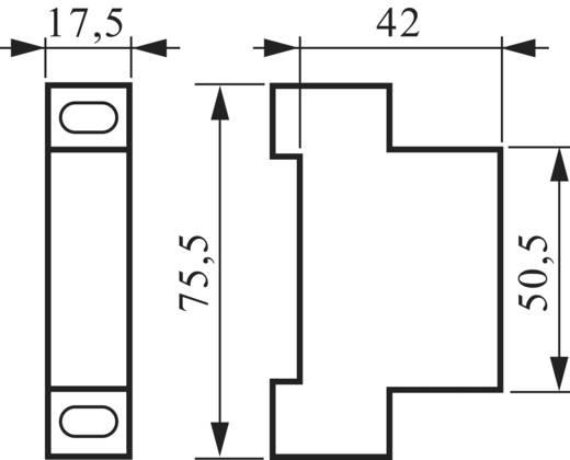 Segéskapcsoló 230 V/AC BACO BA0172195 1 db