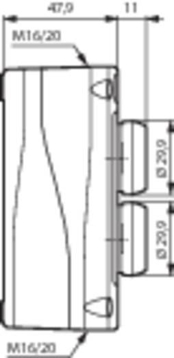 Nyomógomb BACO IP66 Nyomó 1 db