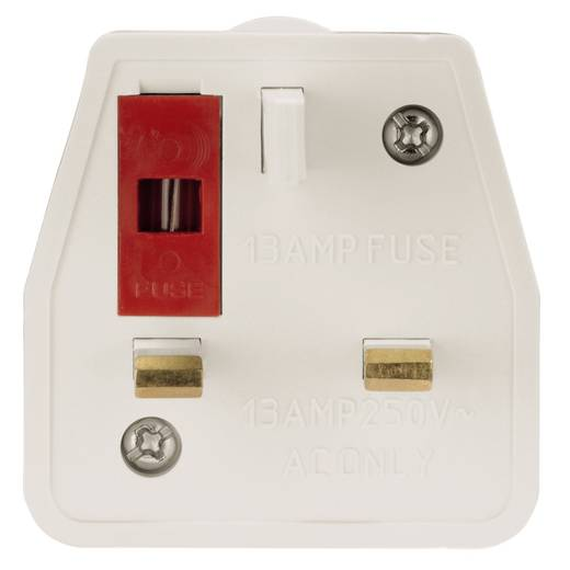 Angol/magyar konnektor átalakító úti adapter, Hama 00044211