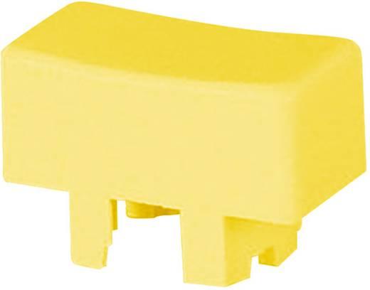 MEC Multimec gombsapka 1P04 Sárga, ablak nélkül Sárga