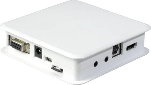 BeagleBone XM átlátszó számítógépház TEK-BEAGLE.0