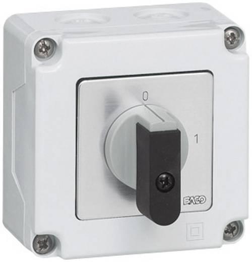 Terhelés leválasztó kapcsoló, 16 A 1 x 90 ° szürke, fekete BACO NB03AHQ 1 db